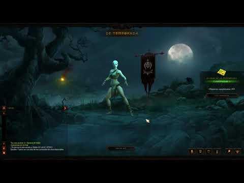 Diablo III temporada 12 sets iniciales 2.6.1