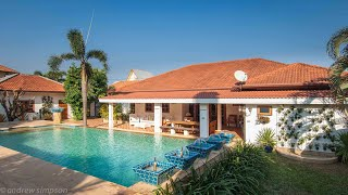 Private,  Quiet and Special Five Bedroom Pool Villa in Rawai Phuket