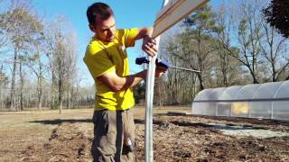 DIY Greenhouse   Building A Hoop House By Bootstrap Farmer
