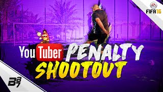 YOUTUBER PENALTY SHOOTOUT!