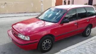 video nissan tsubame  Y 10 AD wagon 1993