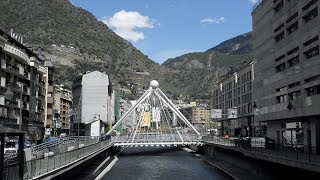 preview picture of video 'A Tour of Andorra la Vella - Andorra, Europe'