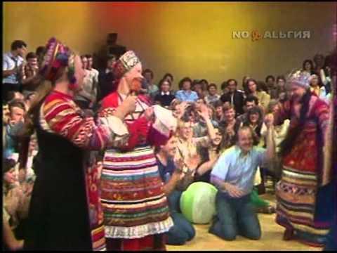 Русская песня - Порушка-Параня (1982)