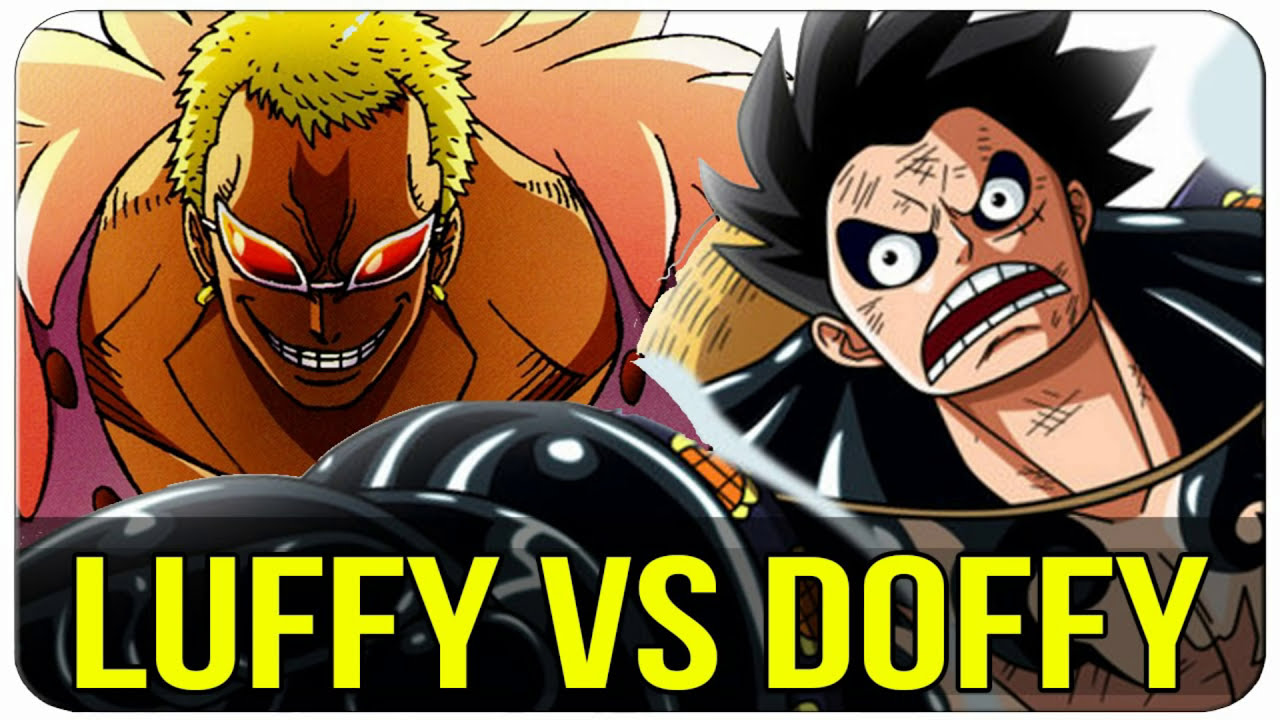 Luffy Vs Doflamingo [AMV] •OverKill/Hero• {HD}
