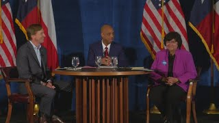 FULL VIDEO: Democratic candidates for Texas governor face off in lone debate
