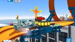 HOT WHEELS RACE OFF Scorpedo / Mountain Growler / RD02 Android iOS Gameplay Supercharged