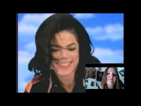 Reacting to Whatzupwitu- Michael Jackson x Eddy Murphy