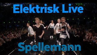 Marcus & Martinus Ft. Katastrofe   Elektrisk Live   Spellemannprisen 2015