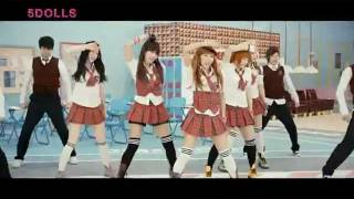 5dolls-Like This or That Dance version