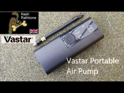 Vastar Portable Air Pump Review