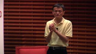 Alibaba's Ma Reflects On 12-Year Journey at China 2.0 Conference