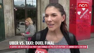 UBER VS. TAXI: DUEL FINAL