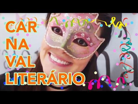 #25 - Tag Carnaval Literário