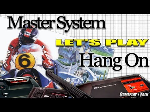 Hang-On Gameplay Session (Sega Master System)   Let's Play #070