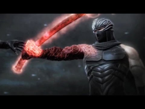 Видео № 0 из игры Ninja Gaiden 3: Razor's Edge [X360]