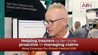 Video: Singapore FinTech Festival - Proactive claims