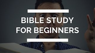 How To Study the Bible for Beginners | 5 Tips for Beginners | Christian Vlogger