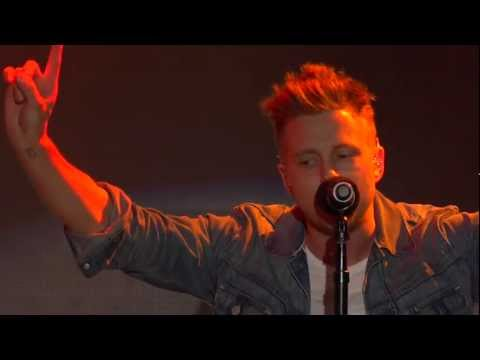 OneRepublic - All the right moves HD Live