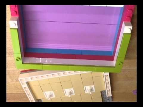 Vidéo LEGO Objets divers 40114 : Boîte à bijoux à construire Friends