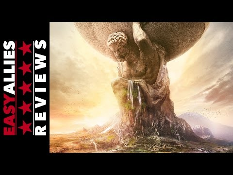 Civilization VI - Easy Allies Review - YouTube video thumbnail