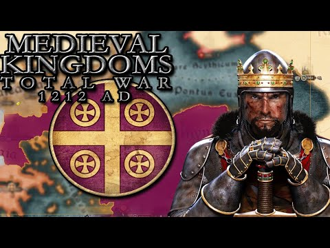 Forming The Byzantine Empire - Total War Medieval Kingdoms 1212AD #1