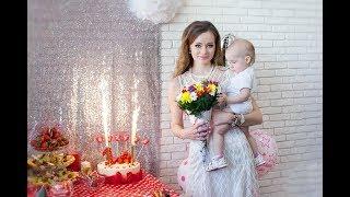 Шоу мыльных пузырей / Викуле 1 годик / День рождения / Happy Birthday