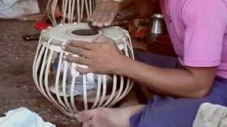 Kuljit Bhamra visits the Tabla Makers of Mumbai