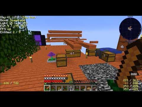 modern skyblock 2 mob farm