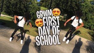 GRWM: FIRST DAY OF JUNIOR YEAR 😍