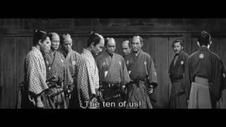 Trailer of Sanjuro (1962)