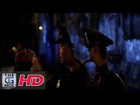 "CGI VFX Breakdown : ""Kung Fury: Copslice BTS"" – by Fido"