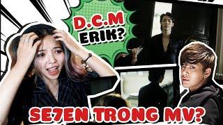 DCM - Cực Gắt Đến Từ Erik Nhà Dâm Bụt || Ohsusu Reaction