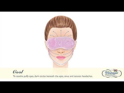 Beet face mask