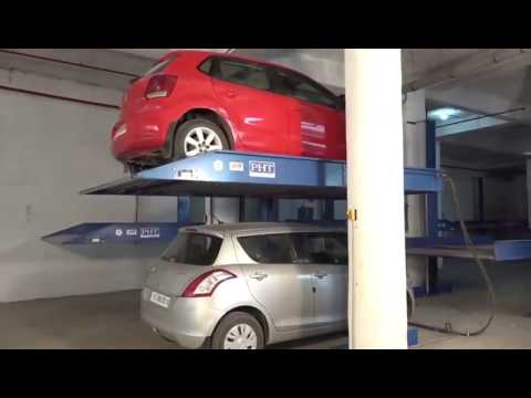 Stack Car Parking