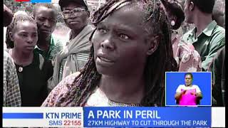 Expressway posses a threat to iconic Uhuru Park | A PARK IN PERIL