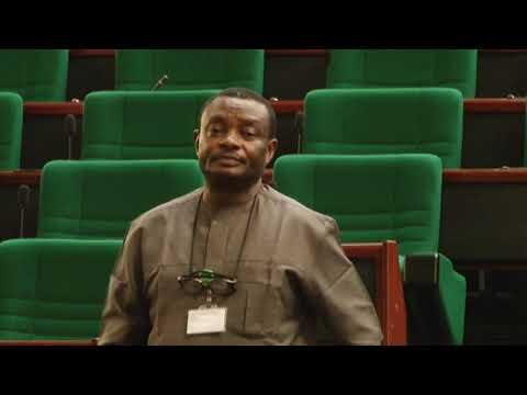 Hon Uzoma Nkem Abonta,22 May 2019   Bill to repeal the police Act 2004 and enact the Nigeria police