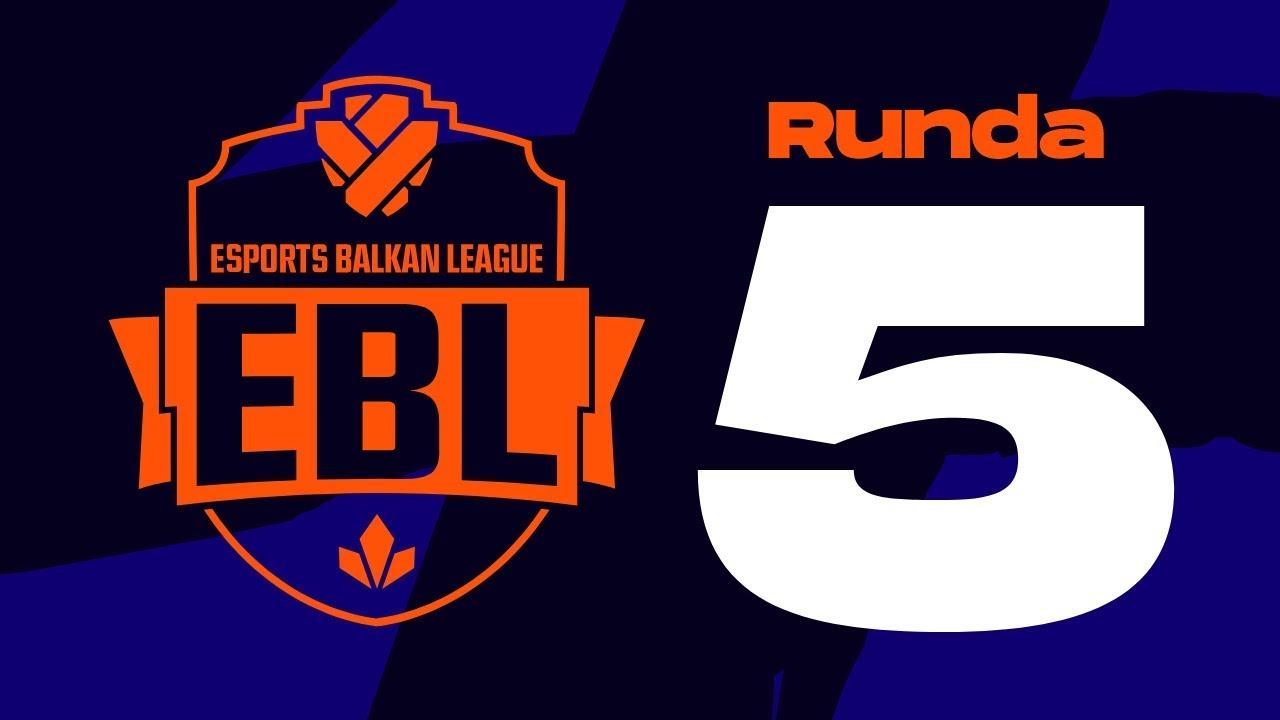 X25 Esports vs Random 5 - EBL Season 4 - LoL