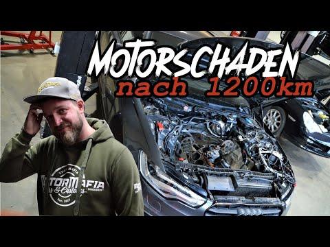 Motor Mafia \/\/ A6 4G 3.0BiTDI Motorschaden \/\/ Teil 1