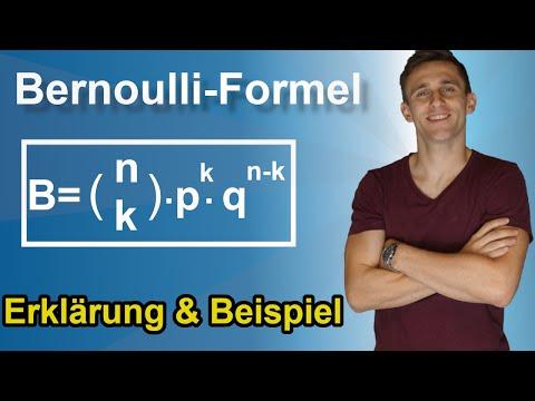 Cover: Bernoulli-Formel, leichte Erklärung, Binomialverteilung, Stochastik, Formel von Bernoulli LehrerBros - YouTube