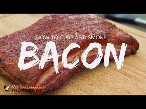Homemade Bacon Recipe – How to Cure and Smoke Bacon – AmazingRibs.com Maple Bacon