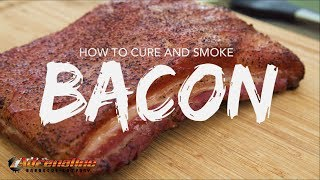 Homemade Bacon Recipe - How To Cure And Smoke Bacon - AmazingRibs.com Maple Bacon