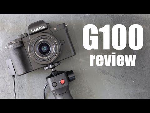 External Review Video ZHP6PGlNMf8 for Panasonic LUMIX DC-G100 Micro-Four-Thirds Camera (DC-G100V w/ Tripod Grip DMW-SHGR1)