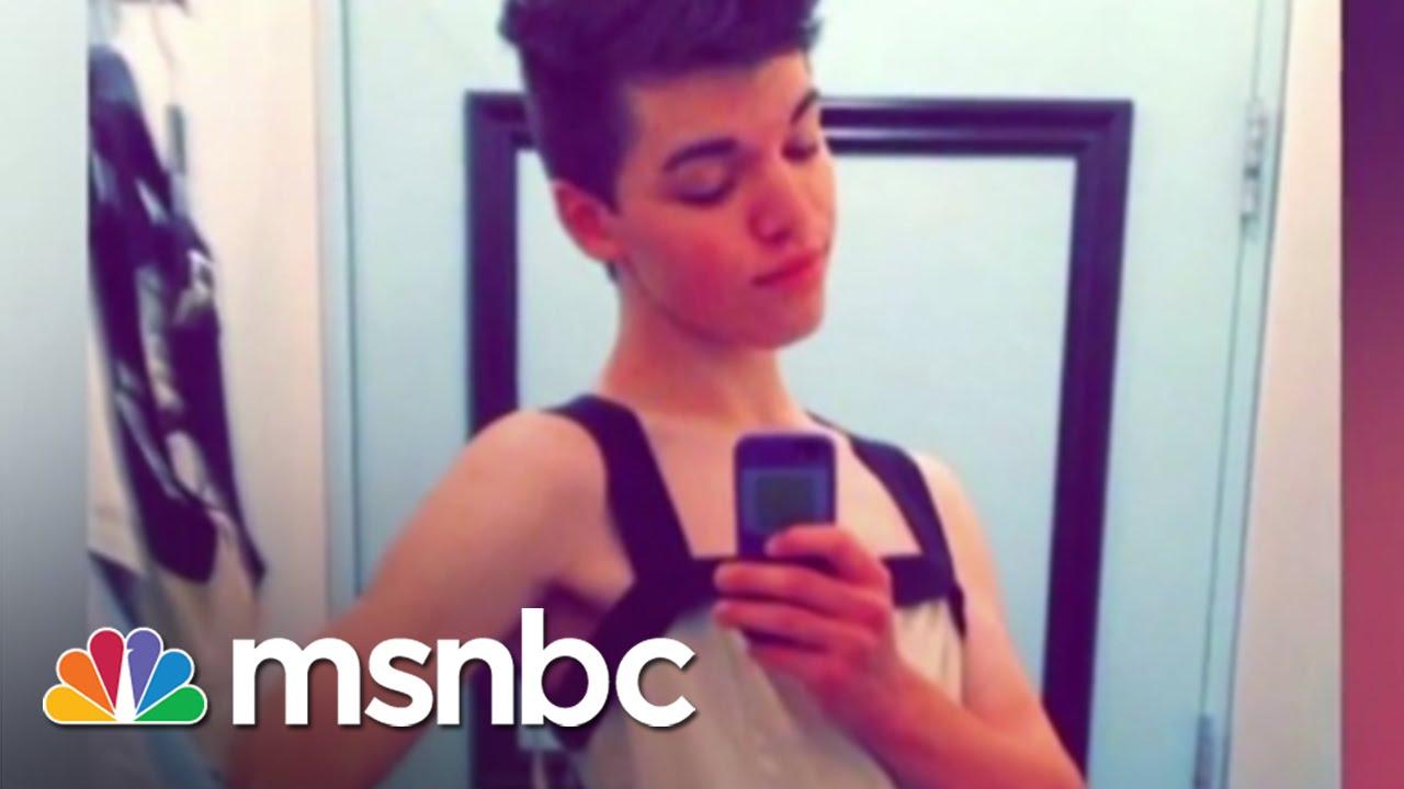 Obama Supports Ban Of LGBTQ 'Conversion' Therapy | msnbc thumbnail