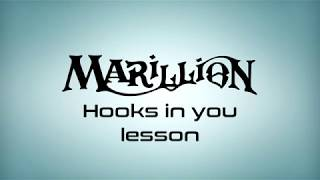 Marillion - Hooks in you (Guitar Lesson)