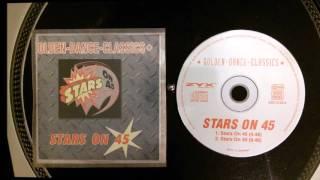 GOLDEN DANCE CLASSICS STARS ON 45 Music