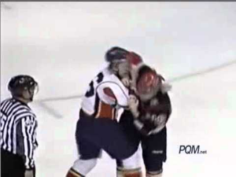 Patrick Downe vs. Vincent Arseneau