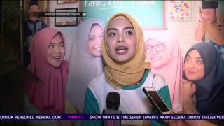 Vebby Palwinta Tampil Berbeda Di Film Cinta Cahaya Pesantren