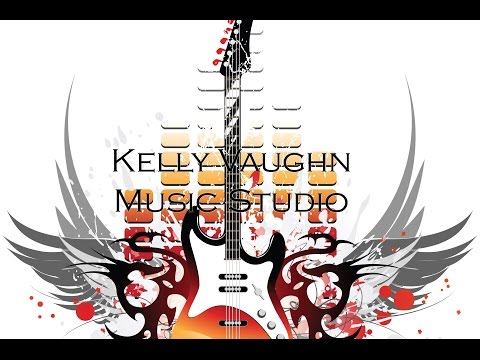 An overview of the Kelly Vaughn Music Studio.