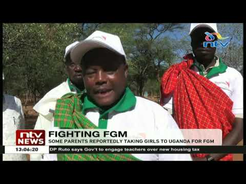 Rigorous campaigns in West Pokot yield 30% reduction in FGM cases