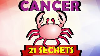 Cancer Personality Traits (21 SECRETS)